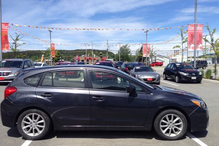 2014 Subaru Impreza TOURING- $107 B/W