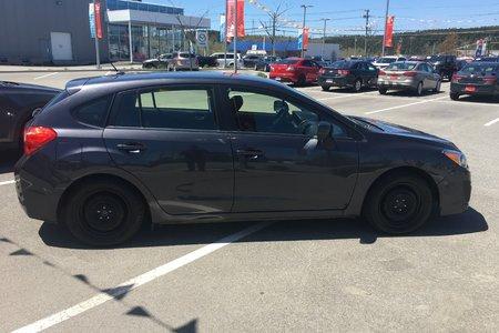 2014 Subaru Impreza TOURING- $115 B/W