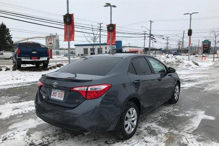 2014 Toyota Corolla 'S'
