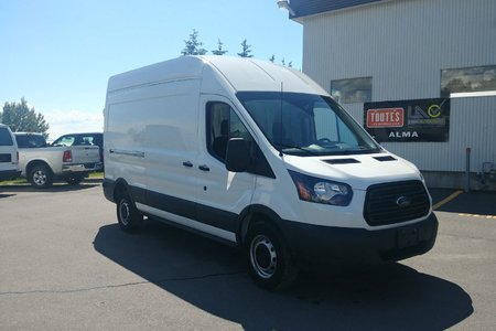 Ford Transit Van T250 2018