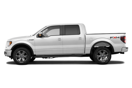 ford f150 supercrew cab fx2/fx4 2013 for sale - bruce automotive