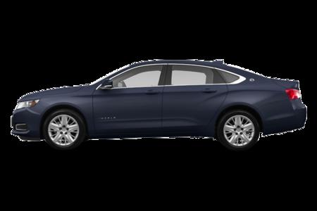 Chevrolet Impala LS 2016