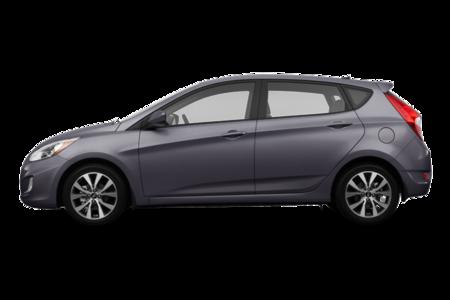 Hyundai Accent 5 Doors SE 2016