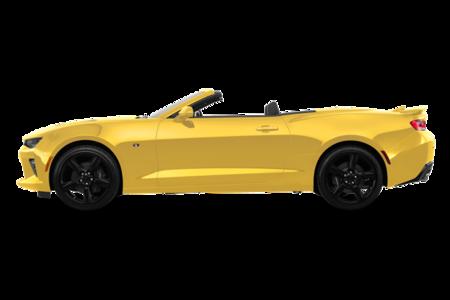 Chevrolet Camaro convertible 1SS 2017