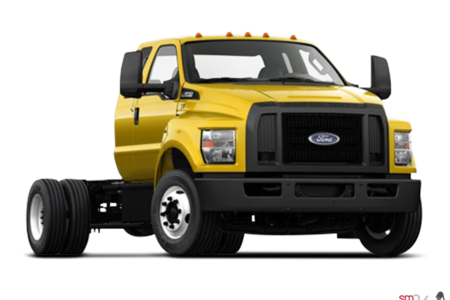 Ford F-650 SD Gas Pro Loader 2017