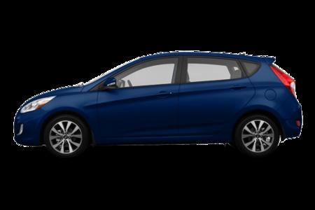 Hyundai Accent 5 Doors GLS 2017