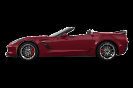 Chevrolet Corvette Convertible Grand Sport 2LT 2018