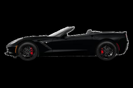 Chevrolet Corvette Convertible Stingray Z51 3LT 2018