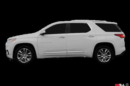 Chevrolet Traverse LT TRUE NORTH 2018
