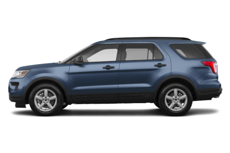 Ford Explorer BASE 2018