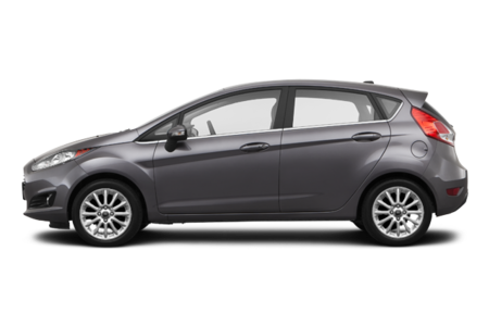 Ford Fiesta Hatchback TITANIUM 2018