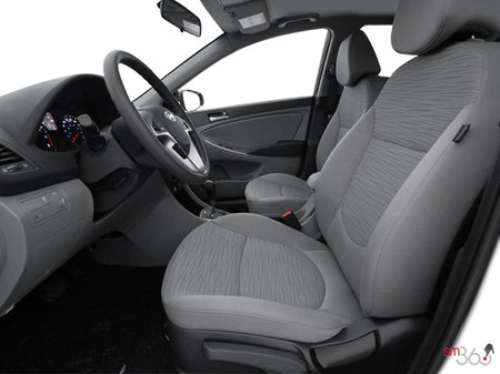Hyundai Accent Sedan GL 2017 - photo 3