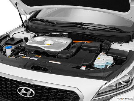Hyundai Sonata Hybride BASE 2017 - photo 4