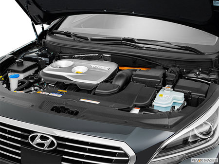 Hyundai Sonata Hybride ULTIMATE 2017 - photo 4