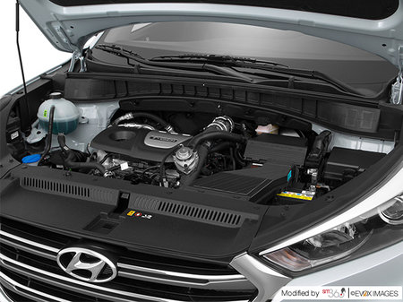 Hyundai Tucson 1.6T ULTIMATE AWD 2017 - photo 3