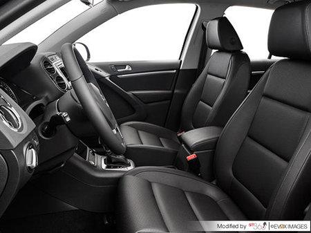 Volkswagen Tiguan COMFORTLINE 2017 - photo 3