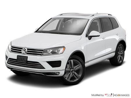 Volkswagen Touareg EXECLINE 2017 - photo 1
