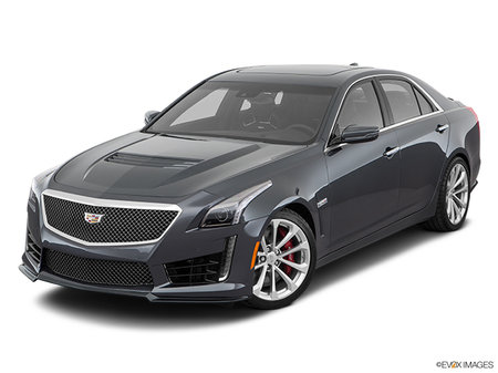 Cadillac CTS-V Sedan BASE CTS-V 2018 - photo 2