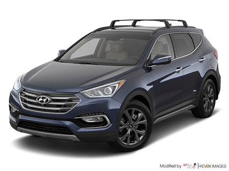 Hyundai Santa Fe Sport 2.0T ULTIMATE 2018 - photo 2