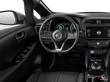 Nissan Leaf SV 2018 - photo 1
