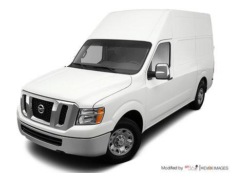 Nissan NV Cargo 2500 SV 2018 - photo 2