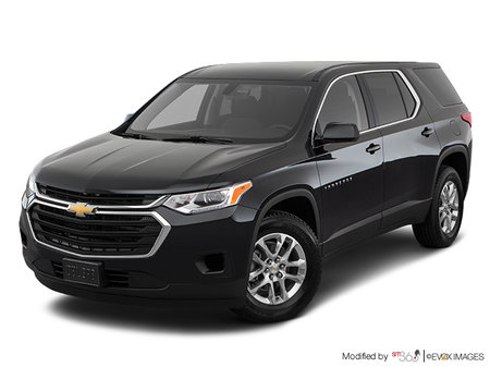 Chevrolet Traverse LS 2019 - photo 1