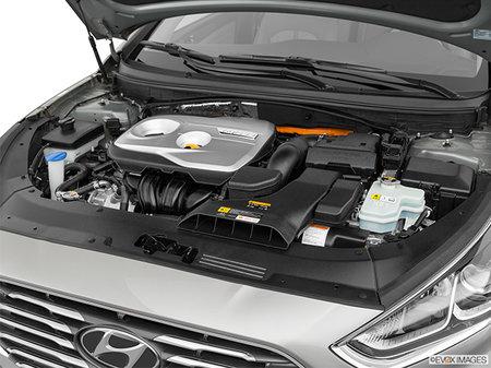 Hyundai Sonata Hybrid Preferred 2019 - photo 4
