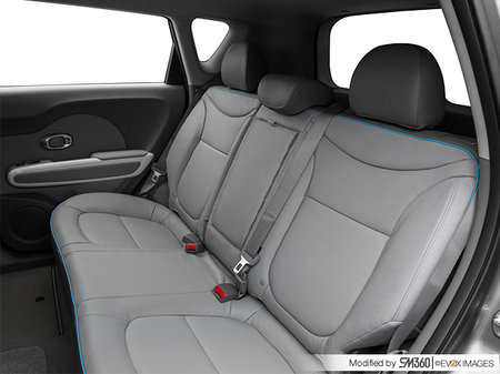 Kia Soul EV Luxury Sunroof 2019 - photo 1