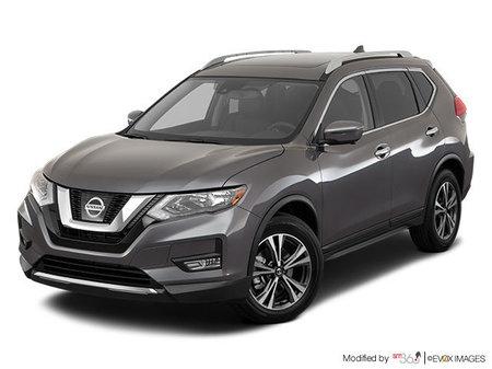 Nissan Rogue SV 2019 - photo 1