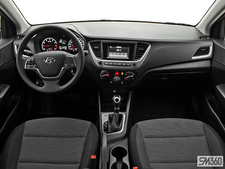 Hyundai Accent 5 doors Essential with comfort package IVT 2020 - photo 2