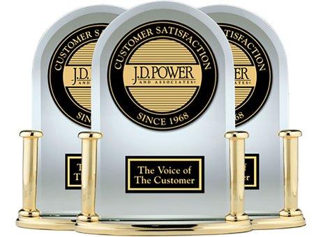 Les 5 marques les plus fiables selon J.D. Power