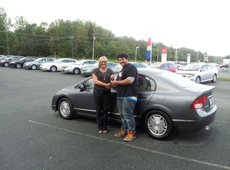 Thank you for the service I got from Chantal , Danie and Rachel! Christian Doiron