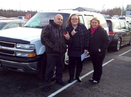 Great! Thanks Tammy you rock! Lisa Payne & Jason Melanson