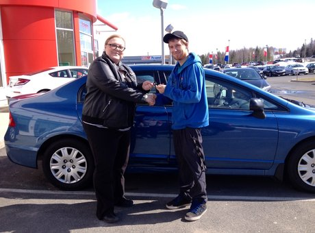 I had a great experience with Tammy! Eric Koepke