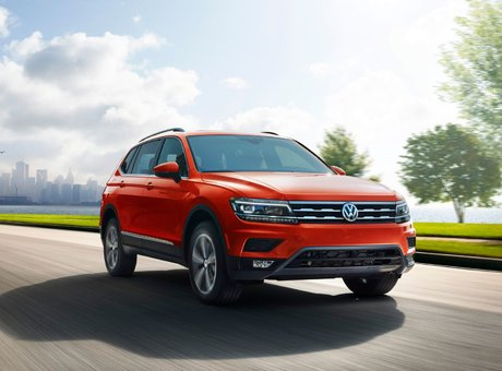 2018 Volkswagen Tiguan: What You Need To Know