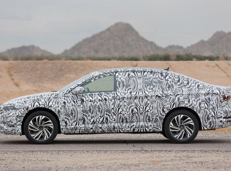 A New Design and Much More for the New 2019 Volkswagen Jetta