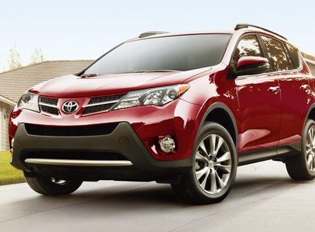 Toyota RAV4 2015 – Pratique et fiable
