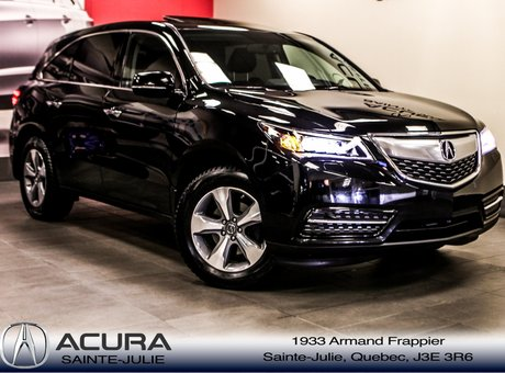 2014 Acura MDX Awd, cuir ,toit