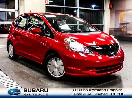 Honda Fit LX 2010 *** SEULEMENT 45$/SEM TOUT INCLUS 0$ COMPTANT