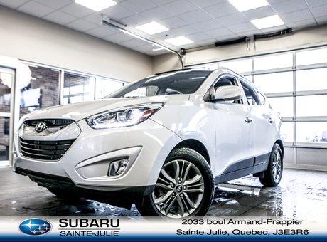 Hyundai Tucson GLS AWD 2015 Toit Ouvrant