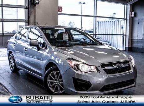 2013 Subaru Impreza 2.5i CVT AWD TOURING SEDAN *** ONLY 62$ / WEEK ALL INCLUDED 0$ CASHDOWN