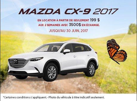 Louez un Mazda CX-9 2017!