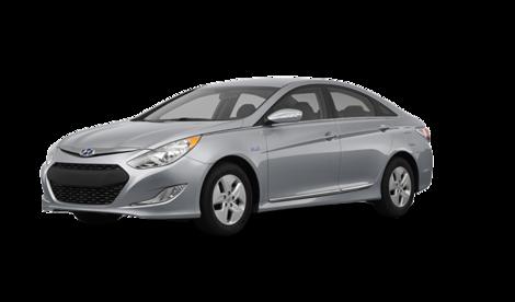 Hyundai Sonata Hybride  2013