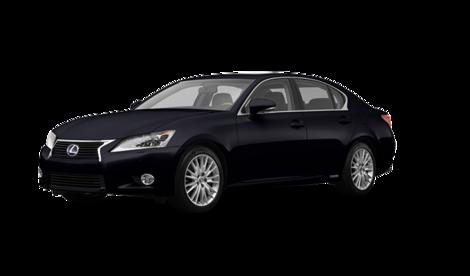 Lexus GS<br>2015