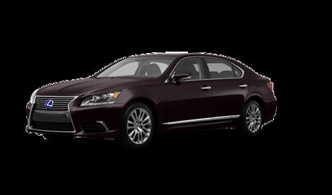 Lexus LS<br>2015