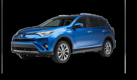 Toyota RAV4 Hybride<br>2016