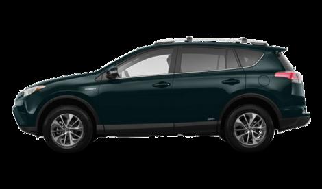 2017<br> Toyota RAV4 Hybrid