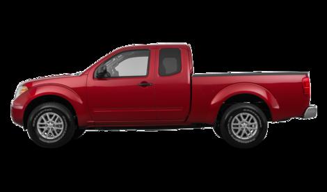 Nissan Frontier<br>2018