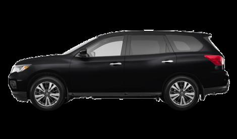 Nissan Pathfinder<br>2018