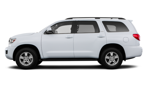 Toyota Sequoia<br>2018